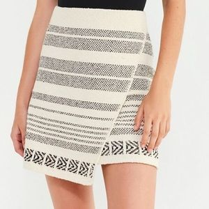 Urban Outfitters Elsa Wrap Sweater Skirt, NWT